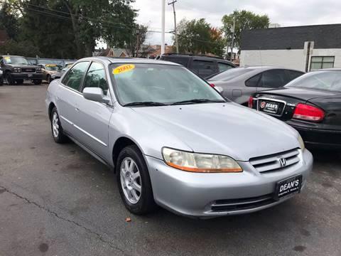 2002 Honda Accord for sale in Berwyn, IL