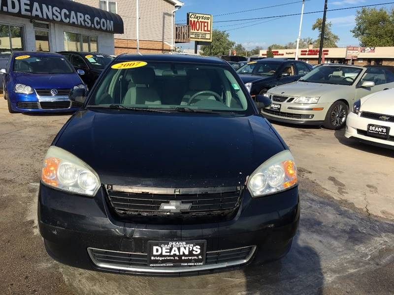 2007 chevrolet malibu maxx lt 4dr hatchback in bridgeview. Black Bedroom Furniture Sets. Home Design Ideas