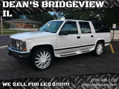 1999 GMC Suburban for sale in Bridgeview, IL