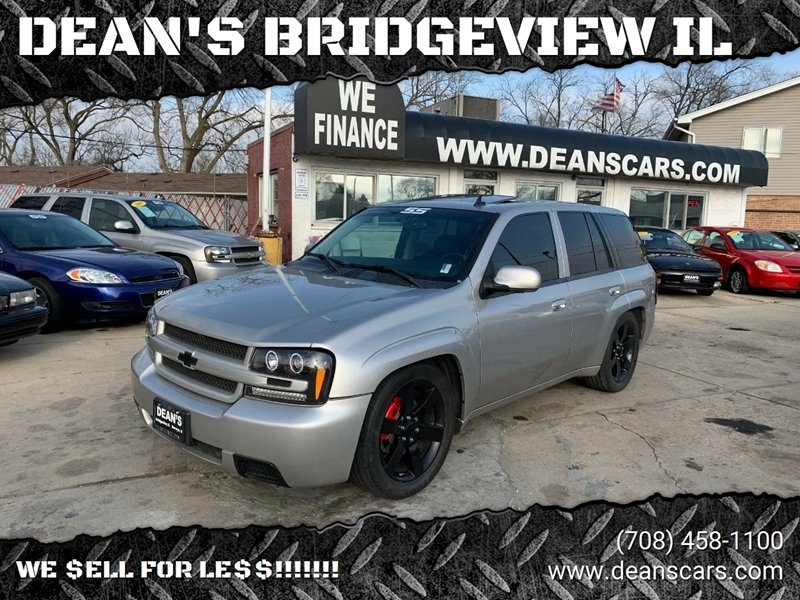 2006 Chevrolet Trailblazer Lt 4dr Suv 4wd In Bridgeview Il Deans