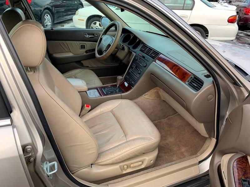Prime 1997 Acura Rl 3 5 Premium 4Dr Sedan In Bridgeview Il Spiritservingveterans Wood Chair Design Ideas Spiritservingveteransorg