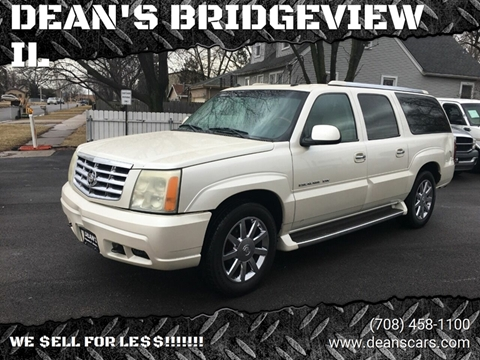 The Best 2004 Escalade Platinum