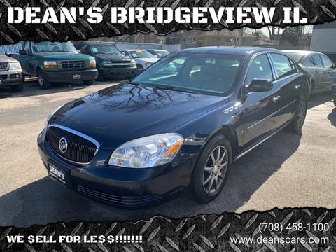 2007 Buick Lucerne for sale in Bridgeview, IL