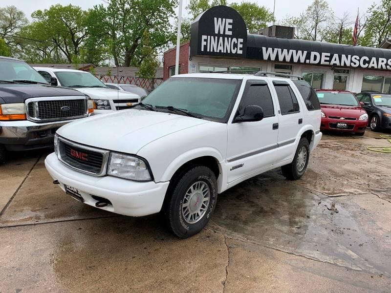 1998 Gmc Jimmy 4dr SLE 4WD SUV In Bridgeview IL - DEAN'S