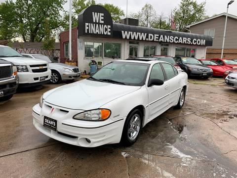 2003 Pontiac Grand Am for sale in Bridgeview, IL