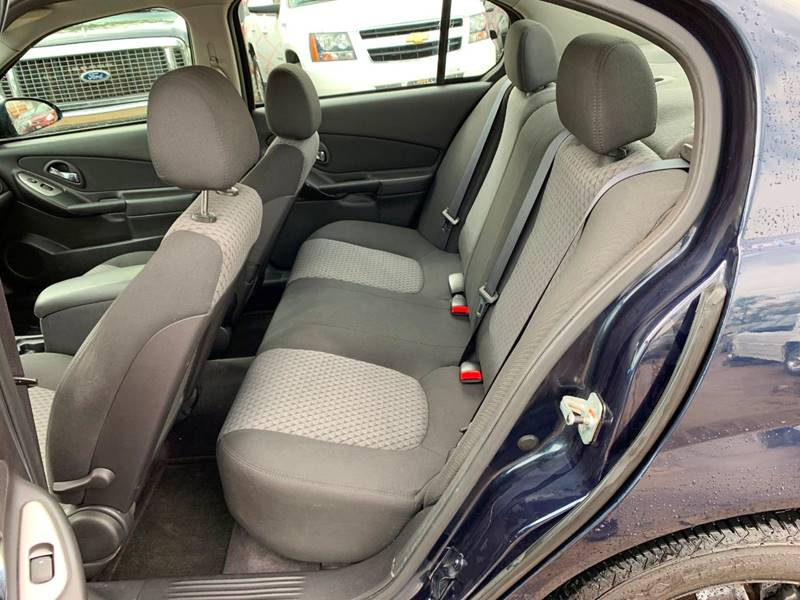 Fabulous 2006 Chevrolet Malibu Lt 4Dr Sedan W V6 In Bridgeview Il Pabps2019 Chair Design Images Pabps2019Com