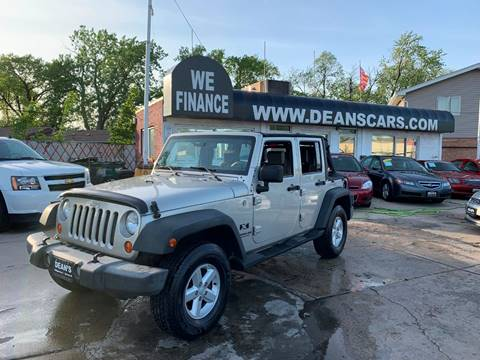 2007 Jeep Wrangler Unlimited for sale in Bridgeview, IL