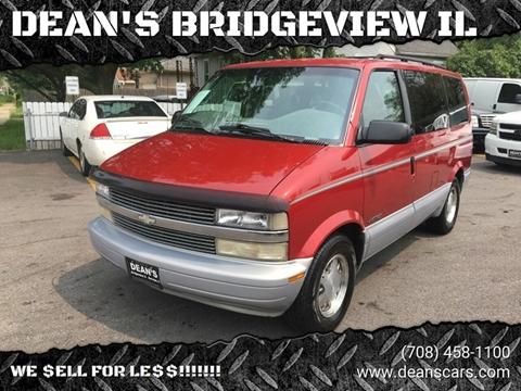 1997 Chevrolet Astro for sale in Bridgeview, IL