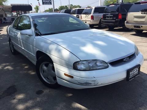 1999 Chevrolet Monte Carlo for sale in Bridgeview, IL