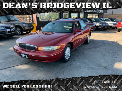 1997 Buick Century for sale at DEANSCARS.COM in Bridgeview IL