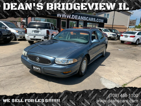 2002 Buick LeSabre for sale at DEANSCARS.COM in Bridgeview IL