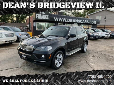 2007 BMW X5 for sale at DEANSCARS.COM in Bridgeview IL