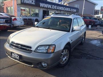 2002 Subaru Outback for sale in Bridgeview, IL