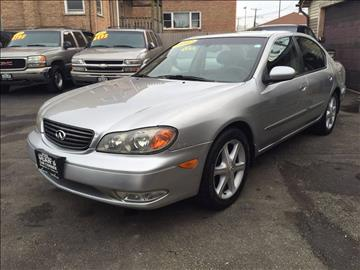 2002 Infiniti I35 for sale in Bridgeview, IL