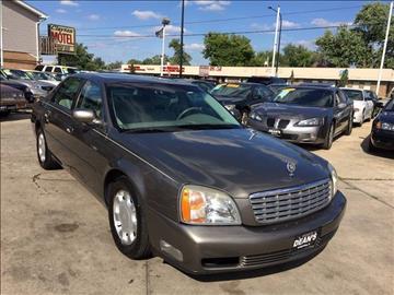 2000 Cadillac DeVille for sale in Bridgeview, IL