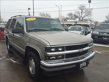 Chevrolet Tahoe For Sale Bridgeview IL  Carsforsalecom