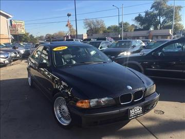 2000 BMW 5 Series For Sale  Carsforsalecom