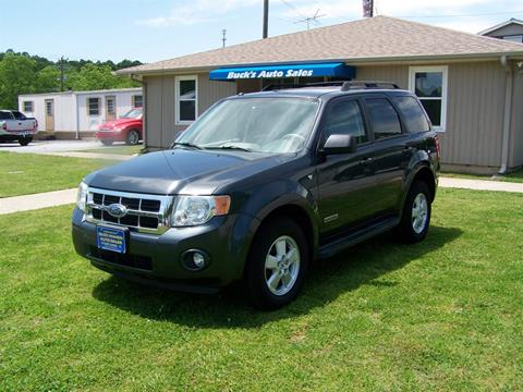 2008 Ford Escape for sale in Gray Court, SC