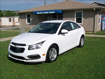 2015 Chevrolet Cruze for sale in Gray Court, SC