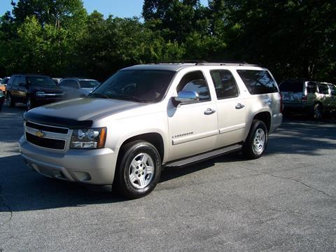2007 Chevrolet Suburban for sale in Gray Court, SC