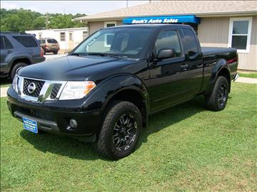 2012 Nissan Frontier for sale in Gray Court, SC