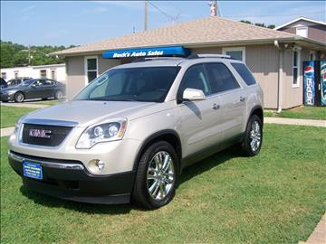2011 GMC Acadia for sale in Gray Court, SC