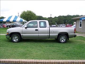 2002 Chevrolet Silverado 1500 for sale in Gray Court, SC
