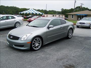 2006 Infiniti G35 for sale in Gray Court, SC