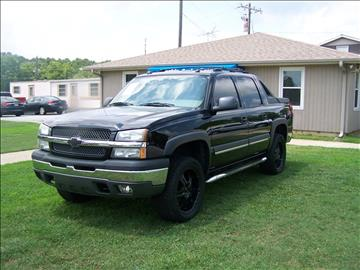 2004 Chevrolet Avalanche for sale in Gray Court, SC