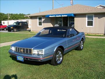 1992 Cadillac Allante for sale in Gray Court, SC