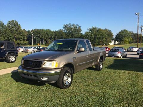 2003 Ford F-150 for sale in Gray Court, SC