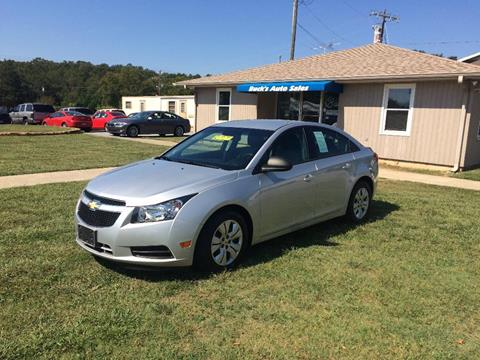 2014 Chevrolet Cruze for sale in Gray Court, SC
