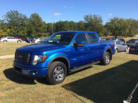 2012 Ford F-150 for sale in Gray Court, SC
