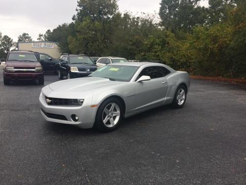 2012 Chevrolet Camaro for sale in Gray Court, SC