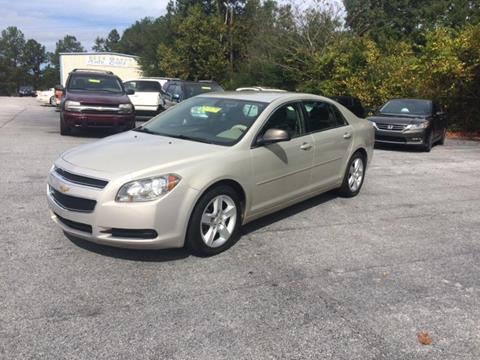 2012 Chevrolet Malibu for sale in Gray Court, SC
