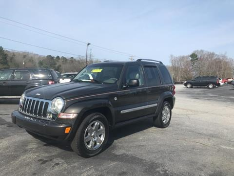 2005 Jeep Liberty for sale in Gray Court, SC
