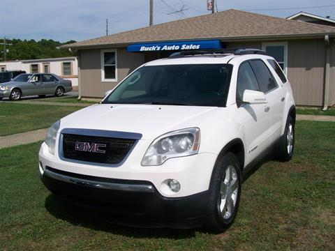 2007 GMC Acadia for sale in Gray Court, SC