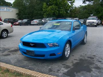 2010 Ford Mustang for sale in Gray Court, SC