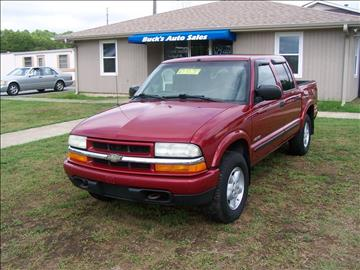 2003 Chevrolet S-10 for sale in Gray Court, SC