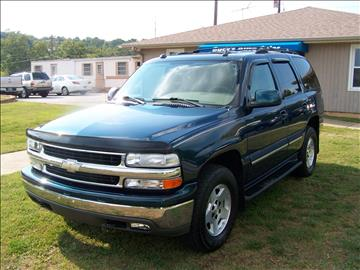 2005 Chevrolet Tahoe for sale in Gray Court, SC