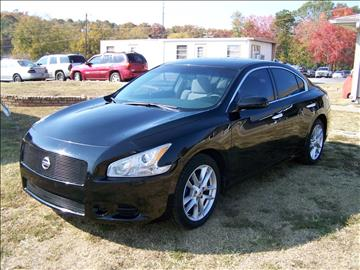 2014 Nissan Maxima for sale in Gray Court, SC