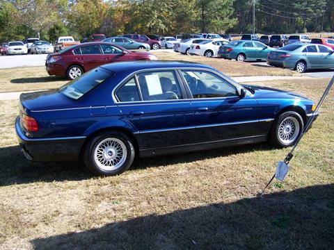 1998 BMW 7 Series for sale in Gray Court, SC