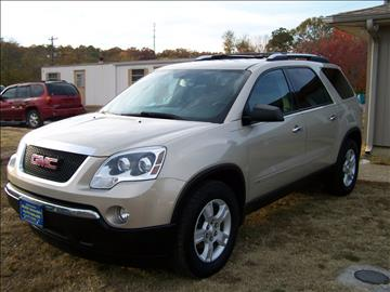 2009 GMC Acadia for sale in Gray Court, SC