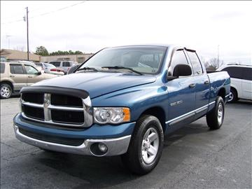 2002 Dodge Ram Pickup 1500 for sale in Gray Court, SC