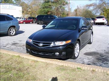 2006 Acura TSX for sale in Gray Court, SC
