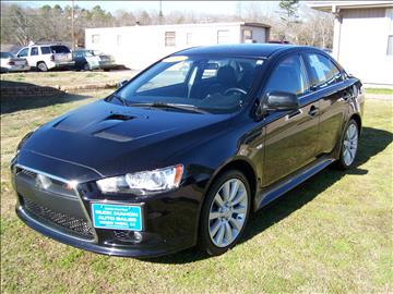 2011 Mitsubishi Lancer for sale in Gray Court, SC