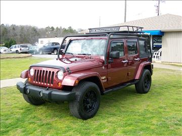 2007 Jeep Wrangler Unlimited for sale in Gray Court, SC