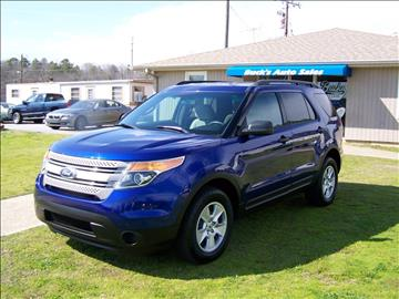 2013 Ford Explorer for sale in Gray Court, SC