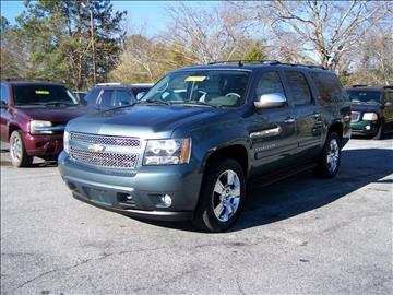 2008 Chevrolet Suburban for sale in Gray Court, SC