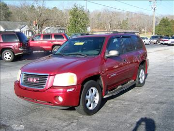 2002 GMC Envoy for sale in Gray Court, SC